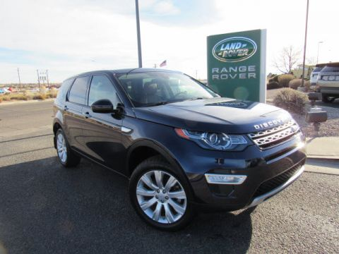 Certified Pre-Owned 2016 Land Rover Discovery Sport HSE LUX Four Wheel Drive SUV