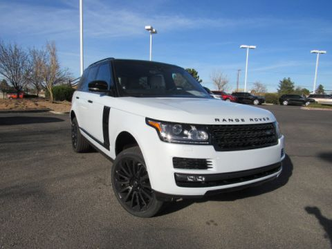 New 2017 Land Rover Range Rover HSE With Navigation