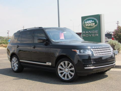 New 2017 Land Rover Range Rover LWB Take $22,500 off List Price!