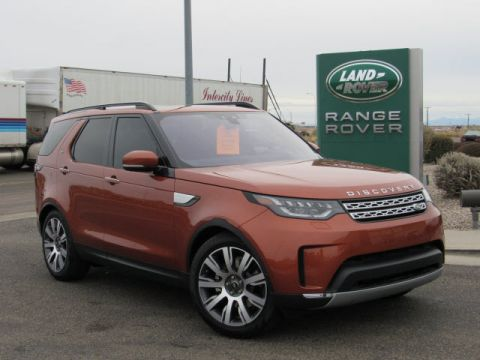 New 2017 Land Rover Discovery HSE Luxury Four Wheel Drive Sport Utility
