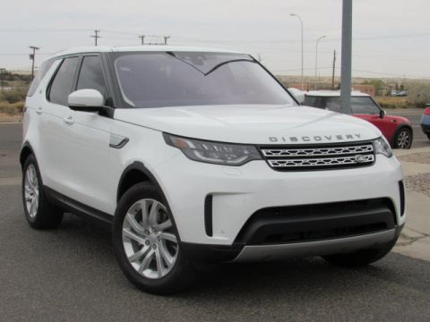 New 2018 Land Rover Discovery HSE Four Wheel Drive Sport Utility