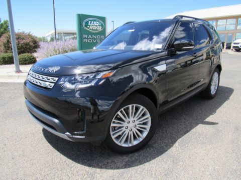 New 2017 Land Rover Discovery HSE Four Wheel Drive Sport Utility