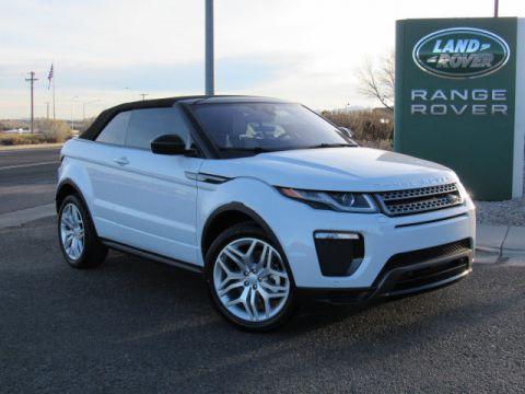 New 2018 Land Rover Range Rover Evoque SE Dynamic Four Wheel Drive Sport Utility