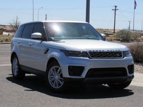 New 2018 Land Rover Range Rover Sport SE With Navigation