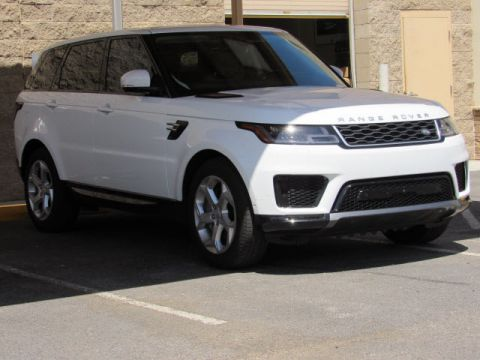 New 2018 Land Rover Range Rover Sport HSE With Navigation
