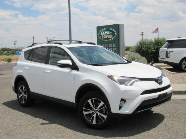 Pre Owned 2017 Toyota Rav4 Xle Awd