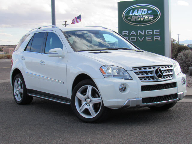 Pre-Owned 2011 Mercedes-Benz M-Class ML 550