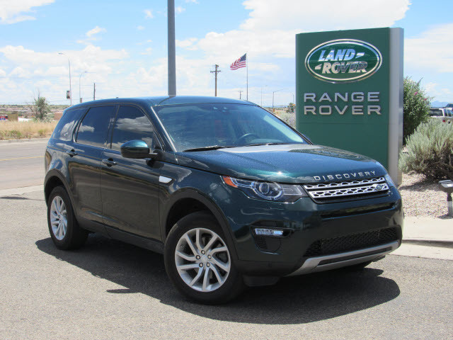 2018 Land Rover Discovery Sport: Expectations, Changes >> Certified Pre Owned 2016 Land Rover Discovery Sport Hse Four Wheel Drive Suv