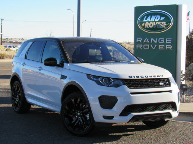 New 2019 Land Rover Discovery Sport Hse Sport Utility In