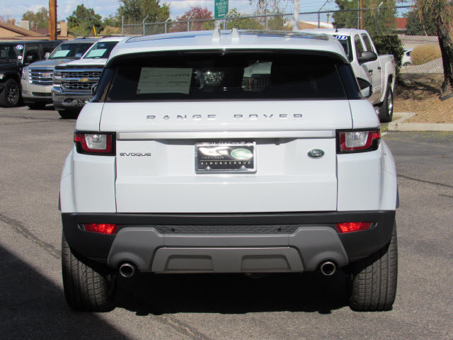 Pre Owned 2018 Land Rover Range Rover Evoque Hse Loaner