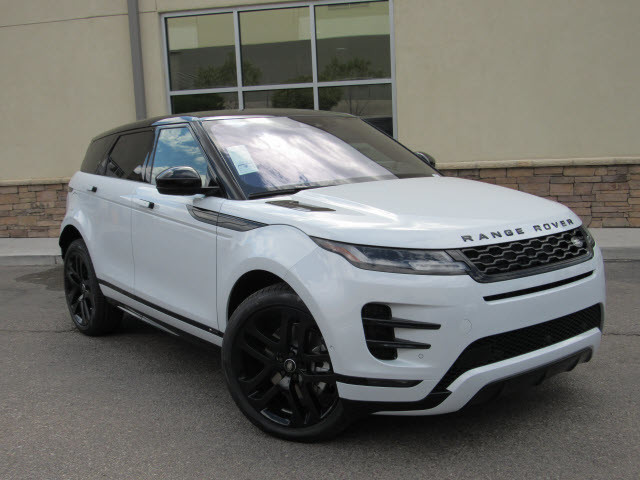 New 2020 Land Rover Range Rover Evoque R-Dynamic HSE AWD