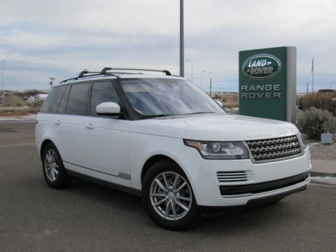 Pre-Owned 2017 Land Rover Range Rover diesel