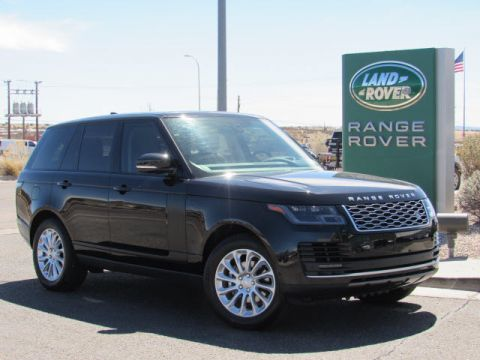 New 2018 Land Rover Range Rover HSE Td6 Diesel, Take $8,000 off List Price!, Purchase Only
